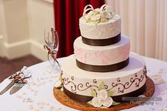 An April Wedding - Cake 002 (@DeLarrenSr) Tags: 2011 a