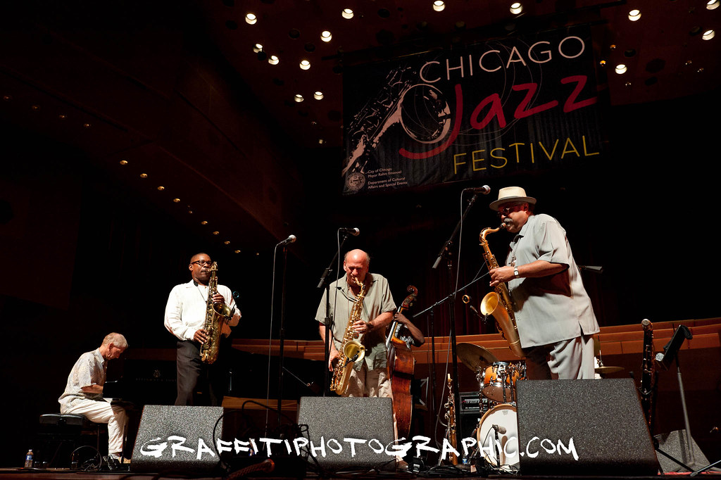 Saxophone Summit featuring Joe Lovano, David Liebman and Ravi Coltrane