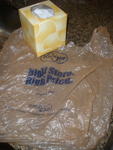 Bag Holder Tutorial DIY