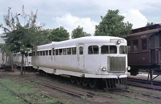 Michelin railcar