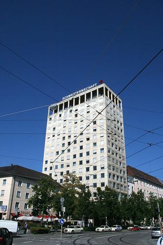 Schwesternschaft - Rotkreuzplatz München
