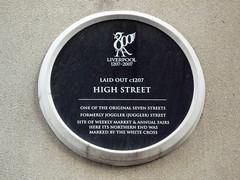 Photo of Black plaque number 7886