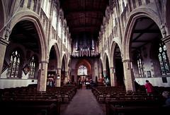 Stratford Upon Avon (NonusAequilibrium) Tags: cathedral shakespeare wideangle stratforduponavon uwa tokinaaf1116mmf28