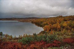 Hst ved store sverjesjen (KvikneFoto) Tags: landskap