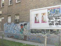 one of the oldest remnants (Billy Danze.) Tags: old school chicago graffiti deep fred thc cens prove ufg
