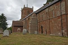 Shrawley, Worcestershire, St Mary (Tudor Barlow) Tags: summer england churches worcestershire parishchurch shrawley tamron1750 gradeilistedbuilding