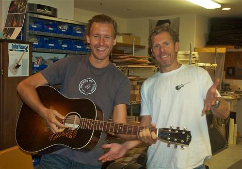 Stolen Guitar Venice Beach