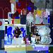 BODEGON DEL ESTUDIO 120 X160 , Collage, acrílico y lapiz