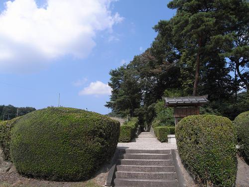 春日宮天皇陵@奈良市田原-01