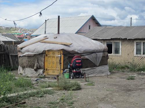 Afueras de Ulaan Baatar