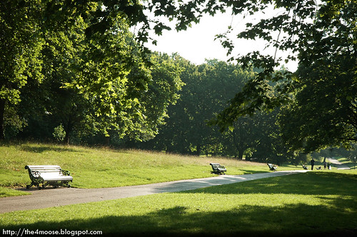 London - Green Park