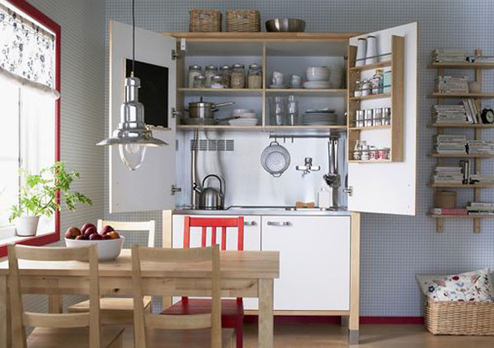 Awesome Ikea Cucina Monoblocco Images - Home Interior Ideas ...
