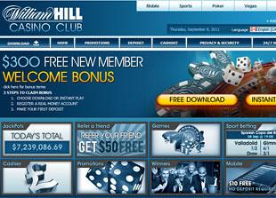 William Hill Casino Home