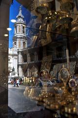 """Loreto - Riflesso (Promix The One) Tags: niceshot campanile piazza marche riflesso canoneos1dsmarkii loretoan oggettisacri canonef28105f3545 """"flickraward"""""""