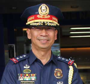 is the new Philippine National Police (PNP) chief. (PNP photo