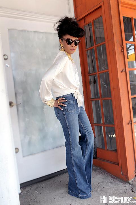 HiStyley |La Brea Street Style #382