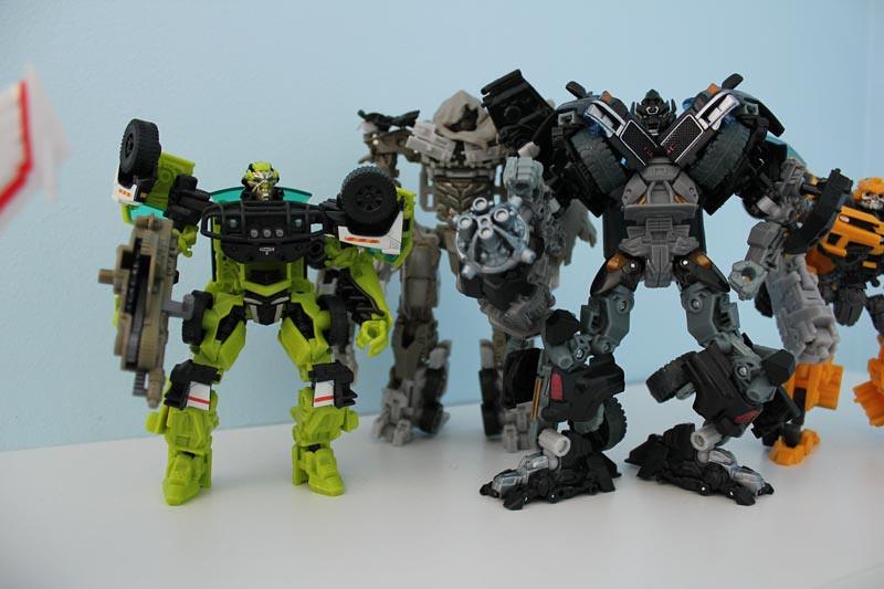 Collection d'Ironhide - Hot Shot's Finest Bots 6128416092_67f4b2de36_b