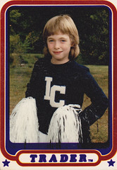 Cousin (Drexel Hill Hope) Tags: cheerleading chearleader levittownm1986