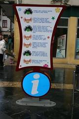 foto frontal de la plaza Cardenal Orbe