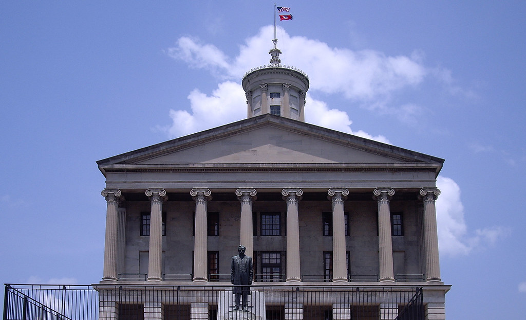 Tennessee State Capitol -- Nashville (TN) July 2011