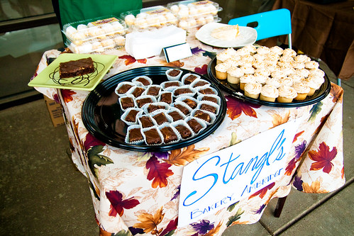 Stangel Bakery at Bocktown's Localfest