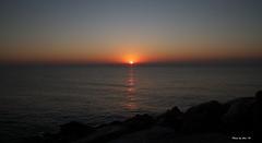 Alba del 11 settembre (Alex 70) Tags: light sea color sunrise canon landscape eos mare details 7d luci colori luce canoneos7d