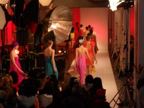 Revlon's 'Top Speed' Fashion Show - ACP's 30 Days Of Fashion & Beauty