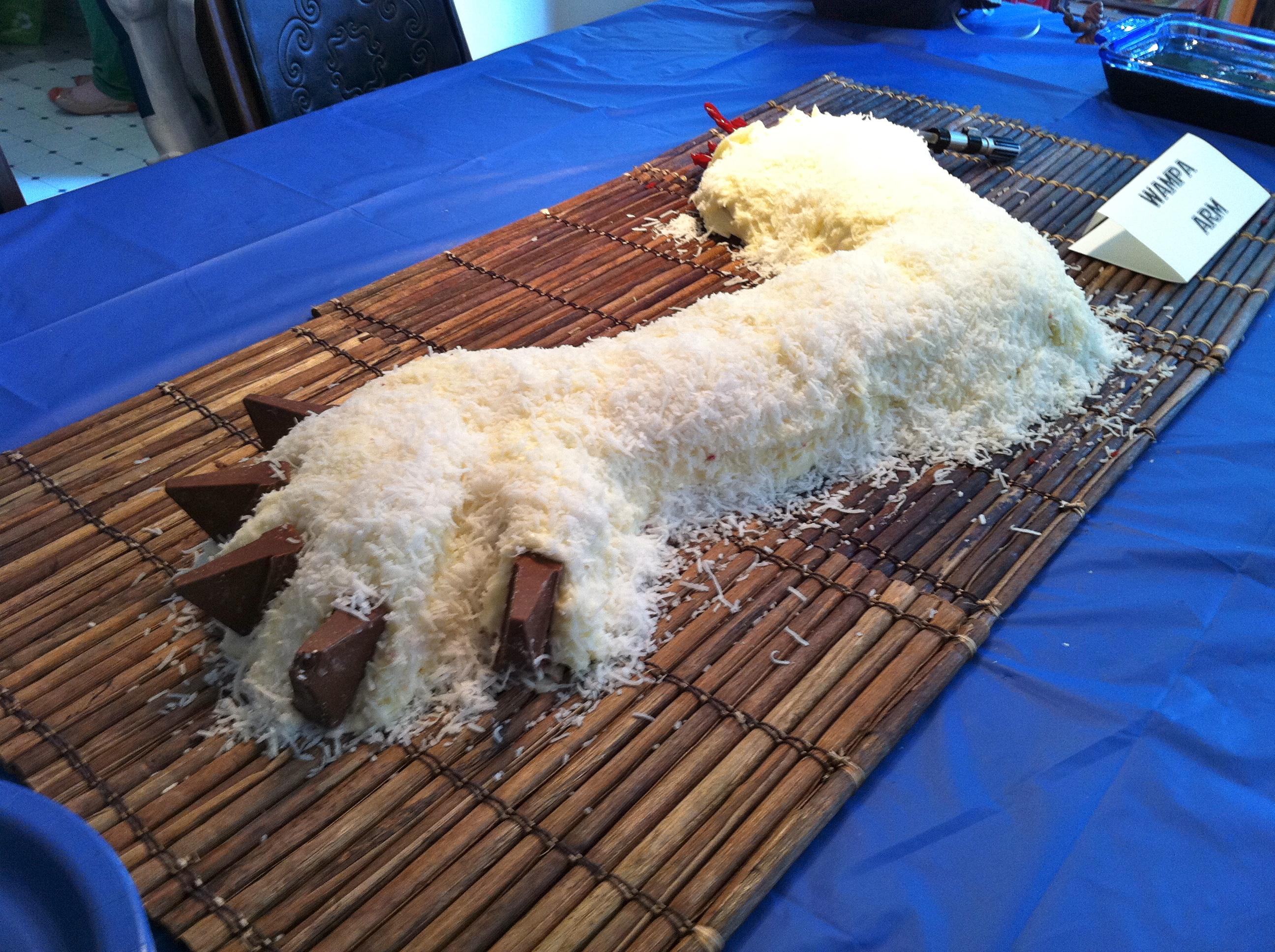 Wampas Cake