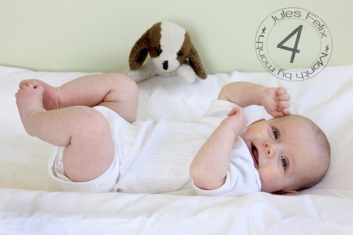 Jules - 4 mois