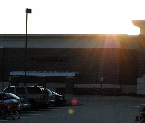 Better Sun Flare at Target
