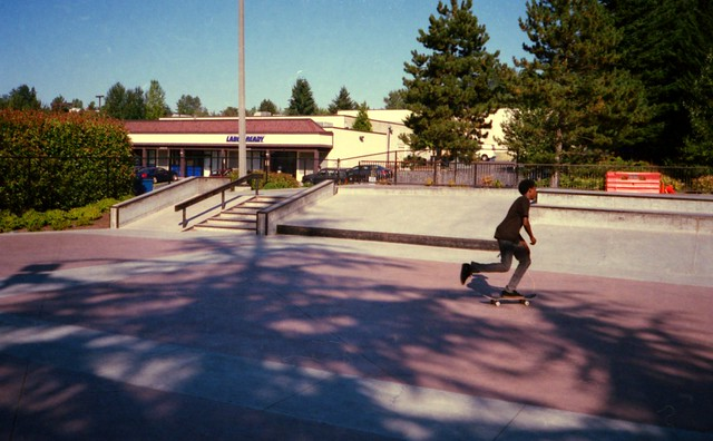 Bellevue Skate Plaza - 9 September 2011