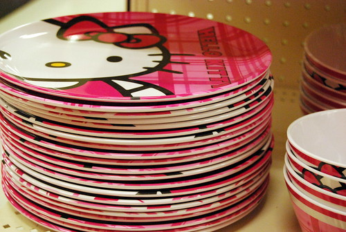 Hello Kitty at Target
