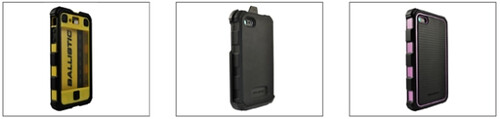 Ballistic HC iPhone Case