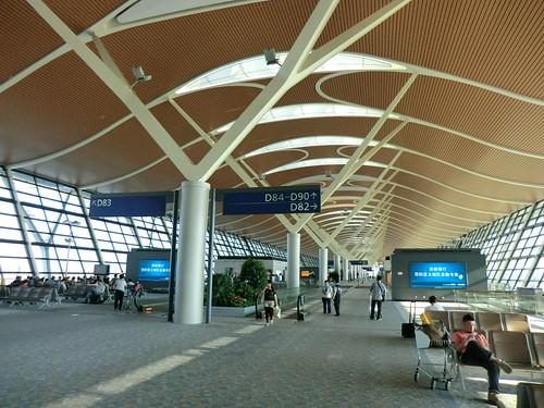 ShangHai PuDong Airport Terminal 2