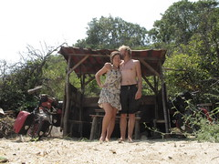 Farewell to the beachshack (2010 Till When?) Tags: travel travelling beach bike adventure bulgaria shack bikeride blacksea karadeniz worldtour cycletouring bulgaristan  balgariya adventurecycle  republikabalgariya merbus 2010tillwhen strawberryavenue www2010tillwhencom worldcycle wwwstrawberryavenuecom wwwalpkitcom wwwmerbuscom englishbicyclecouple