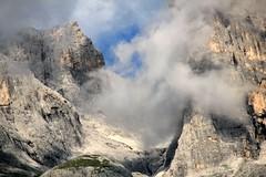 alps (claudiophoto) Tags: italy mountains alps montagne pale roccia alpi trentino dolomiti colorphotoaward sanmertino