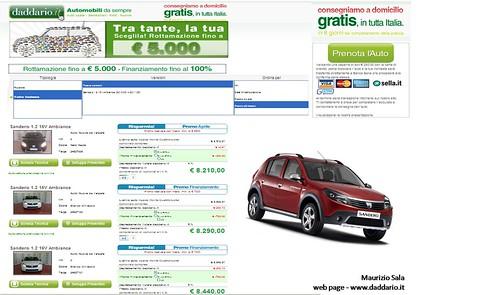 3-Daddario websales Dacia
