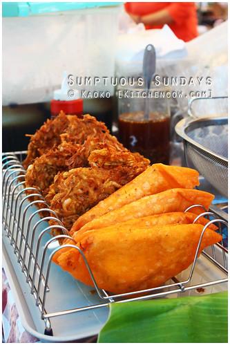 Legazpi Sunday Market: Ilocos Empanada