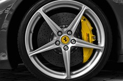 CARBON CERAMIC [ EXPLORED ] Rank :71 (AM Photography ) Tags: canon ceramic photography am italia ferrari 7d brakes carbon 458 brmbo