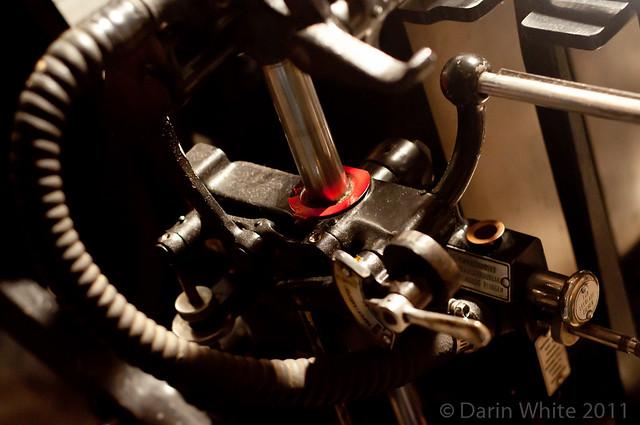 Matthew Reynolds printing presses 147