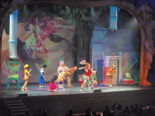 Phineas & Ferb Live