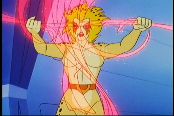 taking a look at the first season of the thundercats