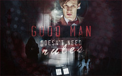 Good Man (Doctor Who fanart)
