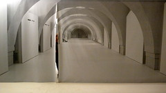 tunnel margiela show Somerset House.london P1090361 (mansionmedia simon knight) Tags: london fashion design martin somersethouse antwerp antwerpen margiela martinmargiela simonknight mansionmedia simonaknight bobverhelst