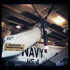 Danger. Keep Away. #USSHornet #TourofHonor