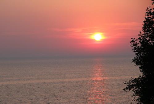 sunset 3/4