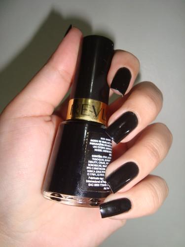 Revlon - Black Lingerie