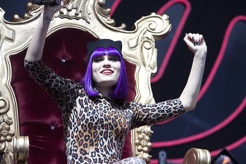Jessie J @ Big Chill Festival 2011
