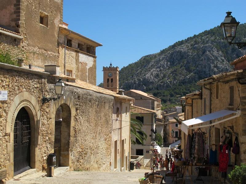 Mallorca 2011, Pollenca