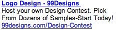 99Designs - Ad #2